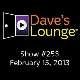 Dave's Lounge Music Podcast: Show #253
