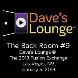 Dave's Lounge Music Podcast: The Back Room #9